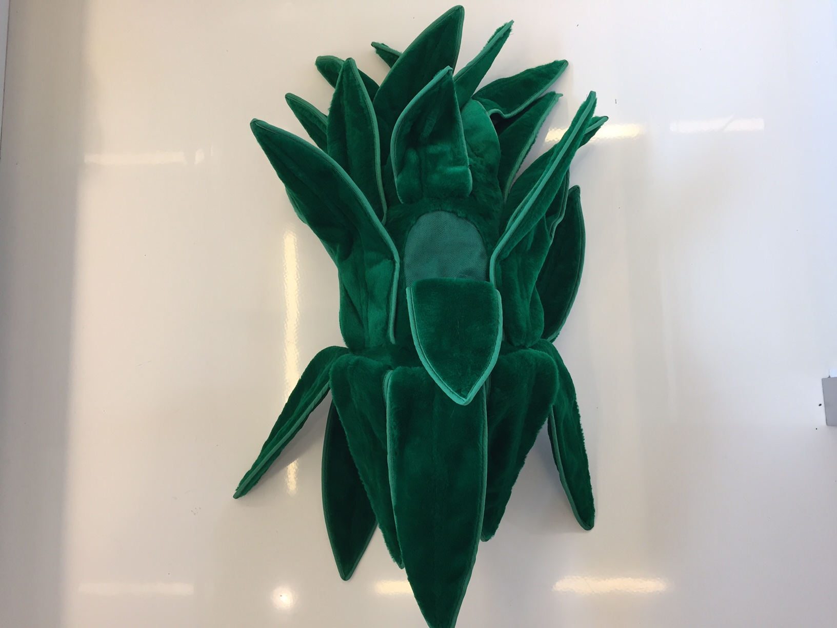 ananas kostuem maskottchen kost m herstellung individuell oder aus einem kost mshop promotion. Black Bedroom Furniture Sets. Home Design Ideas