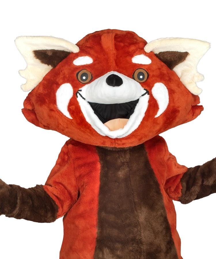 Roter Panda Kostüm 269b Maskottchen