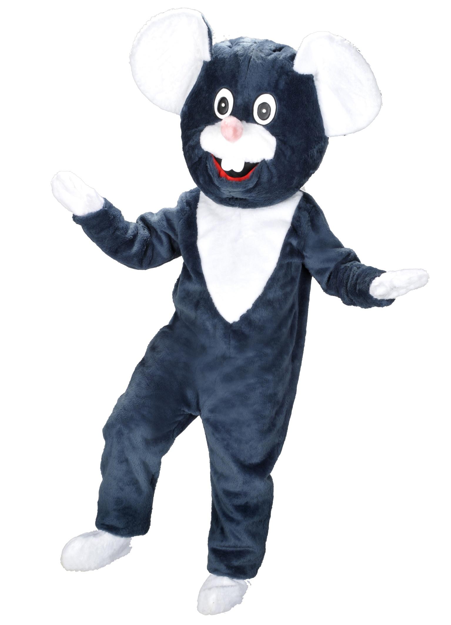Maus 1p Kostüm Maskottchen