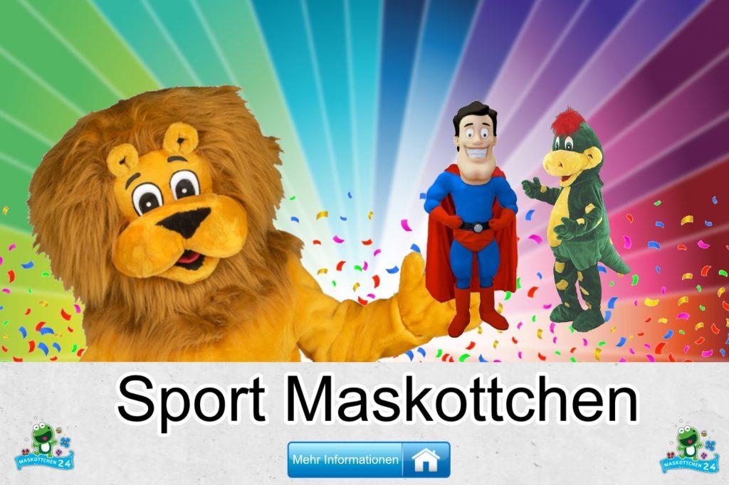 Sport Maskottchen Kostüm Produktion günstig kaufen