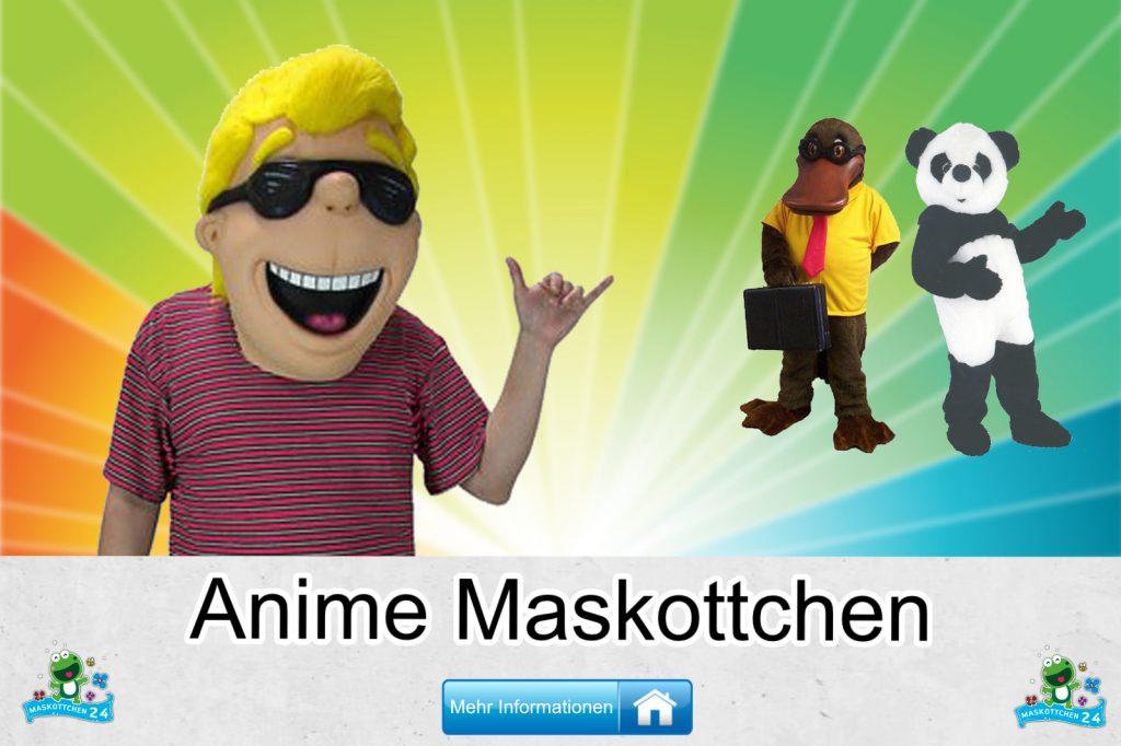 Anime-Kostueme-Maskottchen-Karneval-Produktion-Firma-Bau